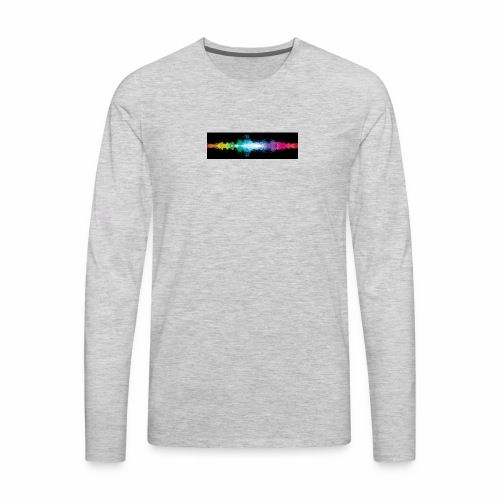 Color Strip - Men's Premium Long Sleeve T-Shirt