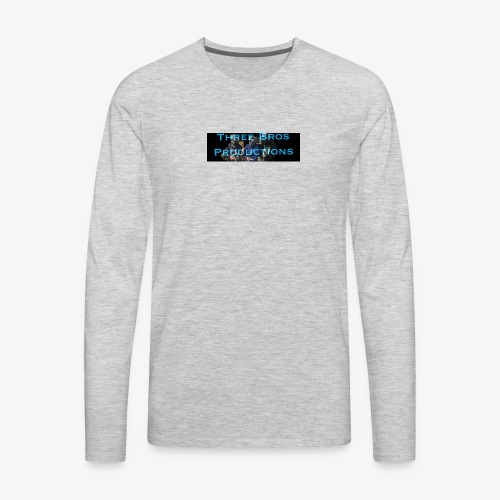 tbp - Men's Premium Long Sleeve T-Shirt
