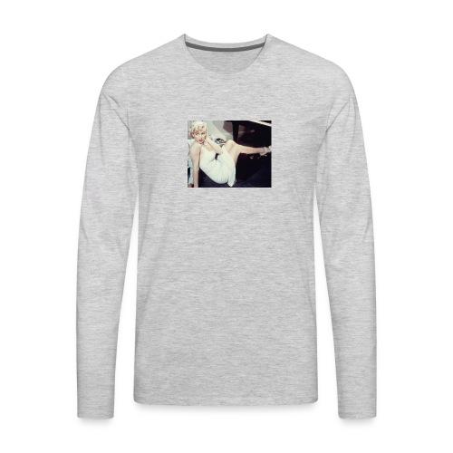 Marilyn Monroe Objects - Men's Premium Long Sleeve T-Shirt