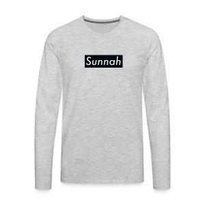 Sunnah - Men's Premium Long Sleeve T-Shirt