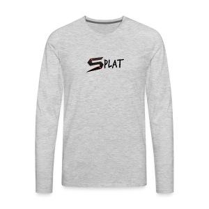 SPLAT MERCHANDISE - Men's Premium Long Sleeve T-Shirt