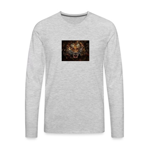 tigermerch - Men's Premium Long Sleeve T-Shirt