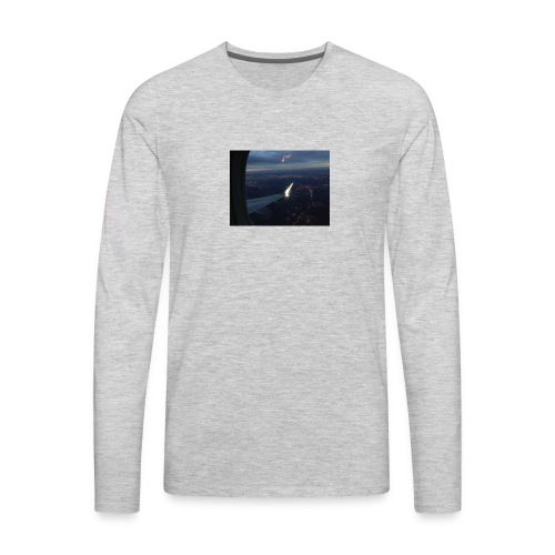 Planes - Men's Premium Long Sleeve T-Shirt