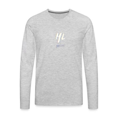maddie lee power - Men's Premium Long Sleeve T-Shirt
