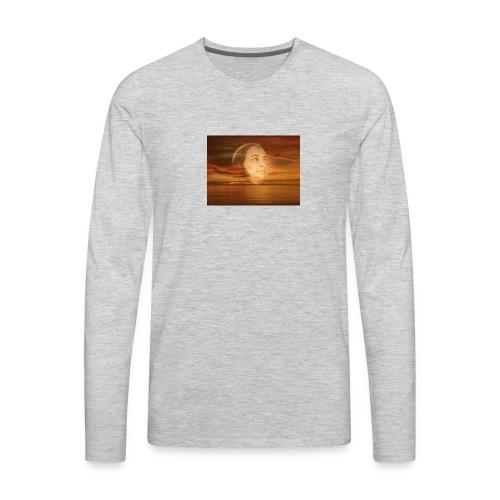 himmel gott - Men's Premium Long Sleeve T-Shirt