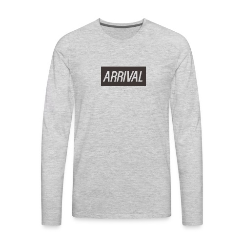 Arrival Apparel - Men's Premium Long Sleeve T-Shirt
