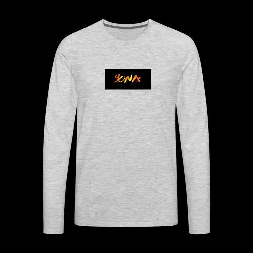 mine - Men's Premium Long Sleeve T-Shirt