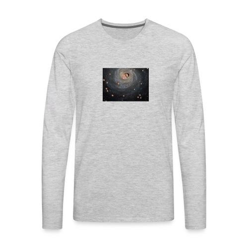 Space Michael - Men's Premium Long Sleeve T-Shirt