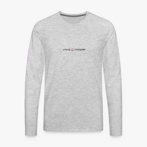 Young Renegade - Men's Premium Long Sleeve T-Shirt