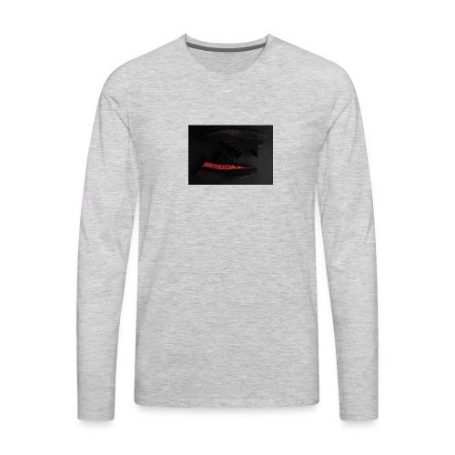 yezzy - Men's Premium Long Sleeve T-Shirt