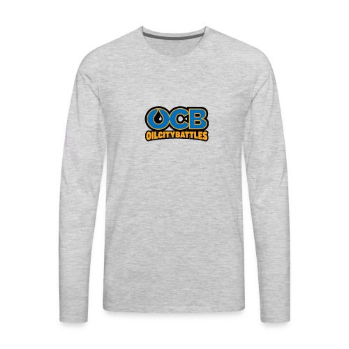 ocb - Men's Premium Long Sleeve T-Shirt
