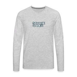 cooltext256766568447693 1 - Men's Premium Long Sleeve T-Shirt