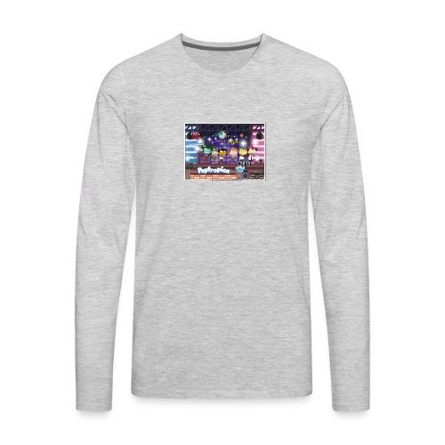 Isaiahw4100 Merchandise - Men's Premium Long Sleeve T-Shirt