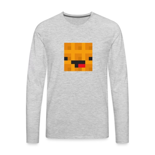Nuclear Waffle Gen.1 - Men's Premium Long Sleeve T-Shirt