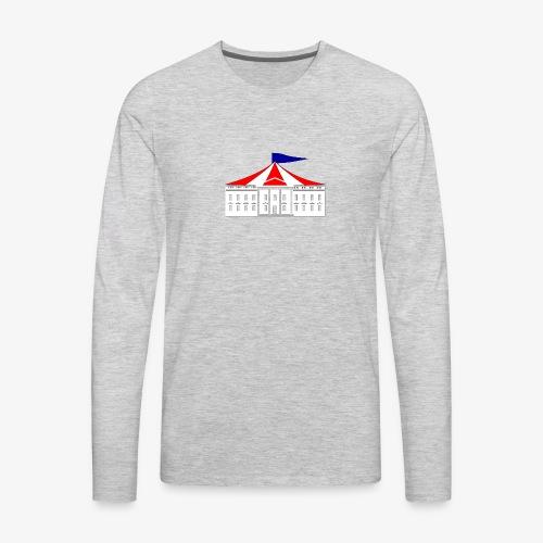 United Sircus of America - Men's Premium Long Sleeve T-Shirt
