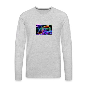 savageforlife - Men's Premium Long Sleeve T-Shirt