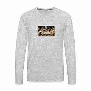 Breakfast - Men's Premium Long Sleeve T-Shirt