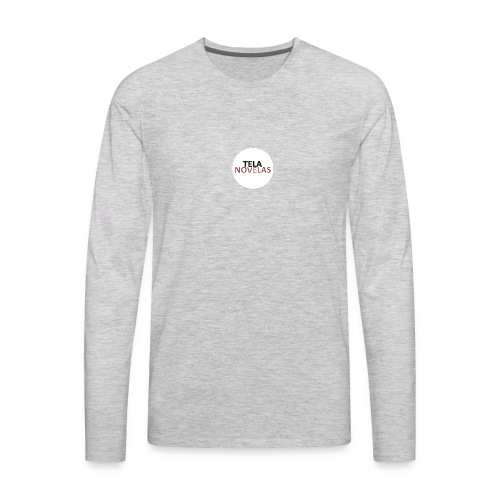 Telanovelas - Men's Premium Long Sleeve T-Shirt