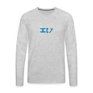 Icy - Men's Premium Long Sleeve T-Shirt