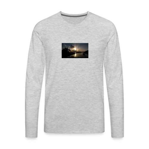 Ocean View - Men's Premium Long Sleeve T-Shirt