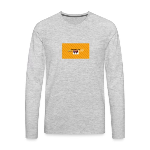 BC TEES AND MORE - Men's Premium Long Sleeve T-Shirt