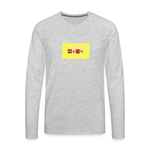 SpecialNerdMerch - Men's Premium Long Sleeve T-Shirt