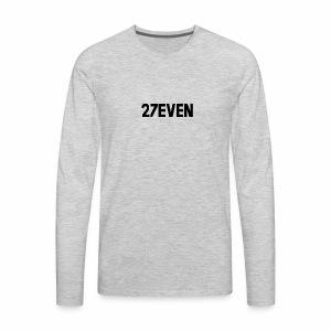 27even - Men's Premium Long Sleeve T-Shirt