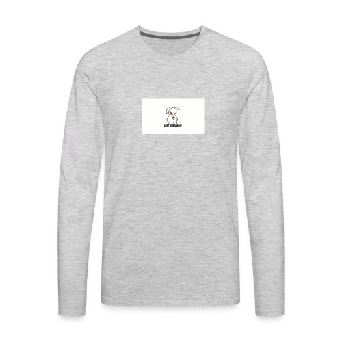 Stay Anonymous - Men's Premium Long Sleeve T-Shirt