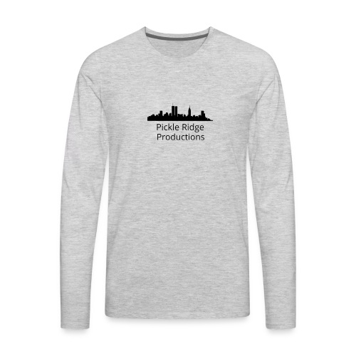 Pickle Ridge Productions - Men's Premium Long Sleeve T-Shirt