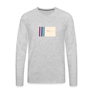 this is kids life - Men's Premium Long Sleeve T-Shirt