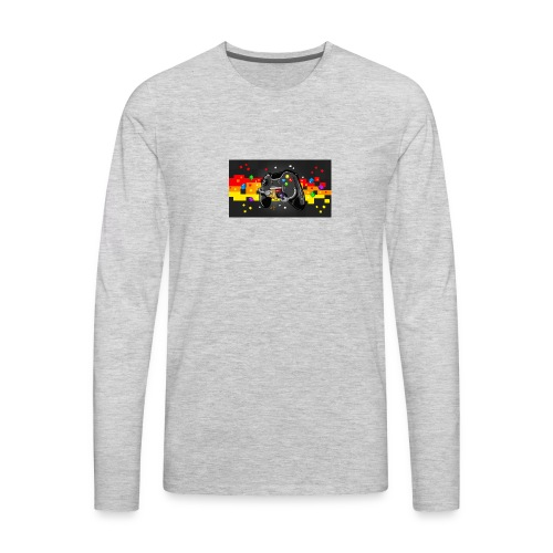 MNK_GAMING - Men's Premium Long Sleeve T-Shirt