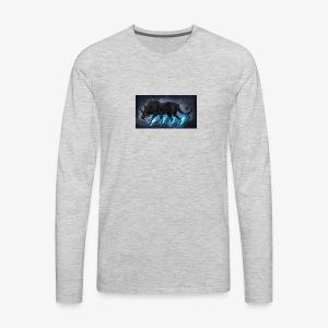 Hellhound - Men's Premium Long Sleeve T-Shirt