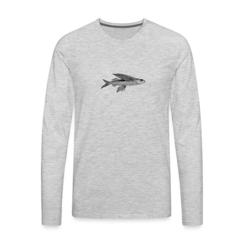 Flying Fish - Men's Premium Long Sleeve T-Shirt