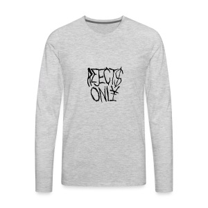 REJECTS ONLY - Men's Premium Long Sleeve T-Shirt