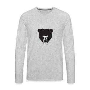 BeartheMLGpro Logo Collection - Men's Premium Long Sleeve T-Shirt