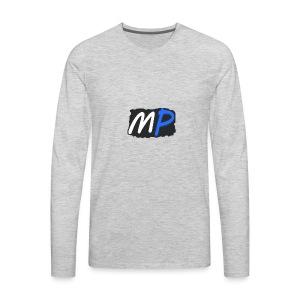 MishoPlays Classic Logo - Men's Premium Long Sleeve T-Shirt