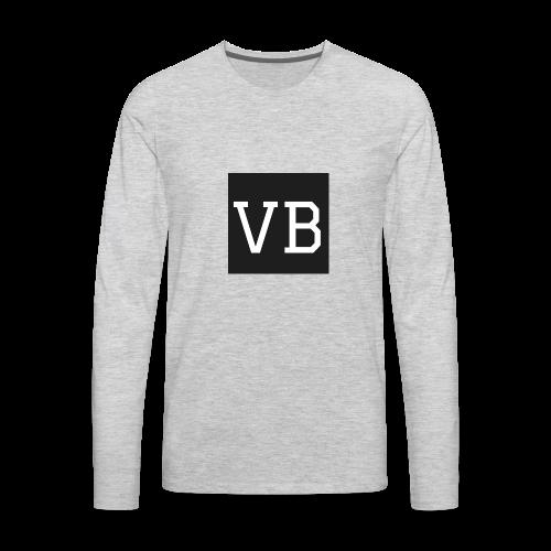 Standard VB - Men's Premium Long Sleeve T-Shirt