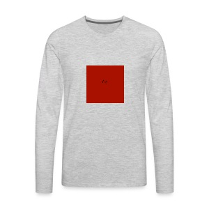 CBW Merch - Men's Premium Long Sleeve T-Shirt