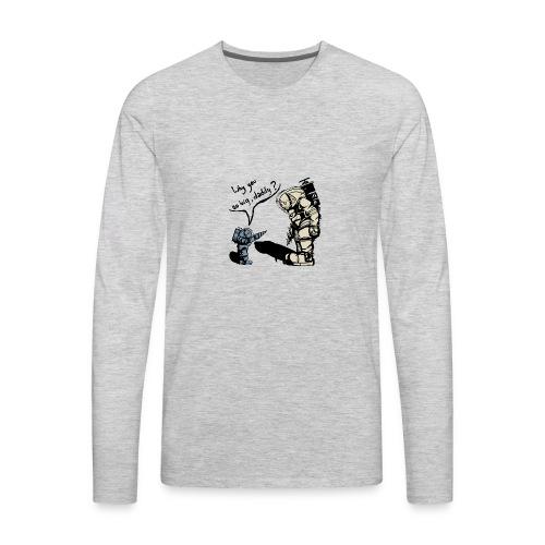 Big Daddy - Men's Premium Long Sleeve T-Shirt