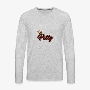 Petty - Men's Premium Long Sleeve T-Shirt