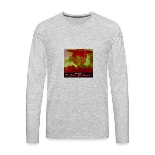 MIQUEL CHAPMAN The Snare Kick Projcect Album Cover - Men's Premium Long Sleeve T-Shirt