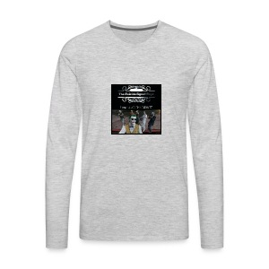 Suicide Squad Boyz crew t shirt with crew pic - Men's Premium Long Sleeve T-Shirt