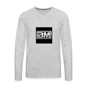 Team Homda - T-shirt Premium à manches longues pour hommes