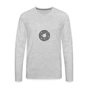 Amazing Maze - Men's Premium Long Sleeve T-Shirt