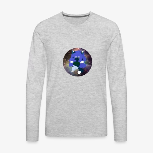I want to get lost in space ~ popo - Men's Premium Long Sleeve T-Shirt