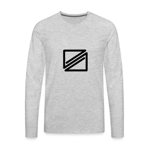 Solo S - Men's Premium Long Sleeve T-Shirt