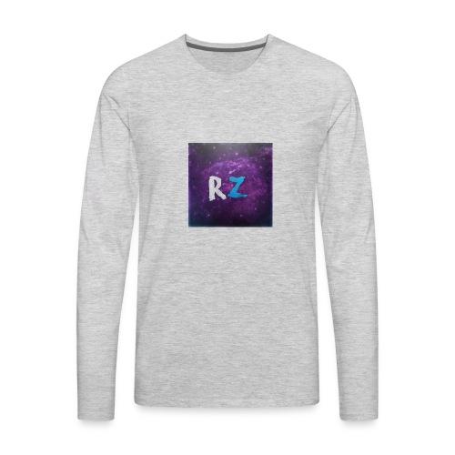Reflexgamez merchandise - Men's Premium Long Sleeve T-Shirt