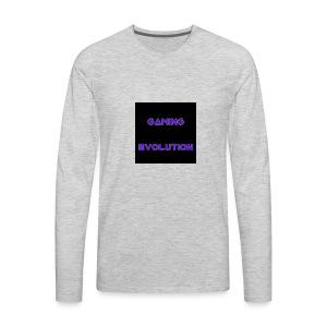 Ice black - Men's Premium Long Sleeve T-Shirt