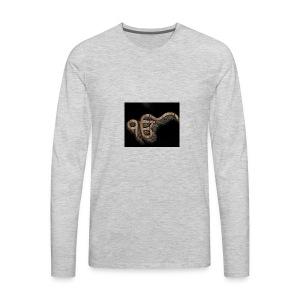 ekonkar - Men's Premium Long Sleeve T-Shirt
