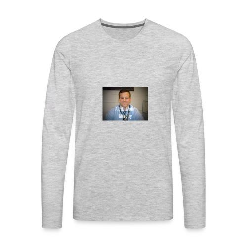The John - Men's Premium Long Sleeve T-Shirt